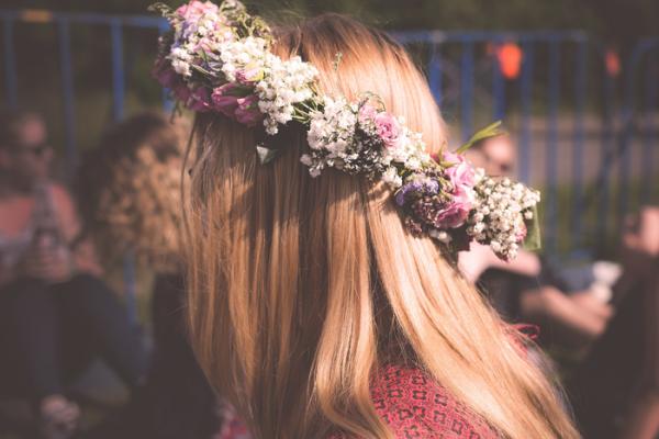 Настало время сбора трав для волос